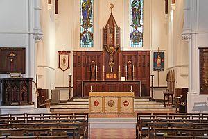 Mothering Sunday - Saint Paul's Church, the parish church of New Southgate, England