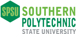 Official logo of Southern Polytechnic State University