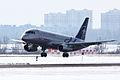 SSJ100 in Skyteam Livery (6812391386).jpg
