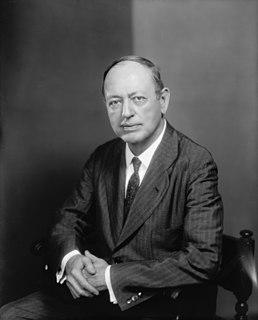 Hubert D. Stephens American politician