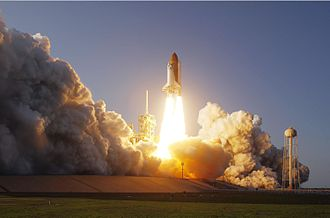 2011 in the United States - February 24: STS-133: Space Shuttle ''Discovery'' launches for the final time.