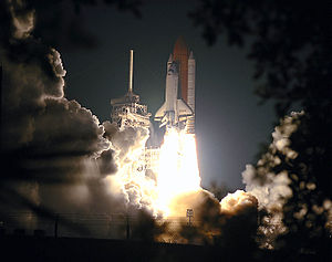 Chandra X-ray Observatory - STS-93 launches in 1999