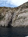 SW dipping normal fault Blue Grotto.jpg