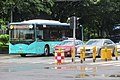 SZ 深圳 Shenzhen 南山 Nanshan 中山園路 Zhongshanyuan Road July 2017 IX1 crossway n bus 37 sign.jpg