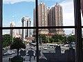 SZ 深圳 Shenzhen 羅湖區 Luohu 華潤萬象城 MixC mall August 2018 SSG view nearby buildings 01.jpg