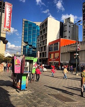 Sabana Grande, Caracas - Architecture of Sabana Grande district
