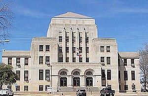 San Angelo, Texas - San Angelo City Hall