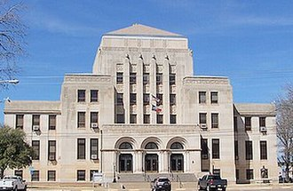 San Angelo, Texas - San Angelo City Hall