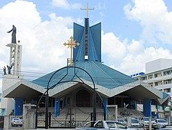 Sacred Heart Cathedral, Sibu - WikiVisually