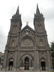 Sacred Heart Cathedral of Shenyang 1.JPG