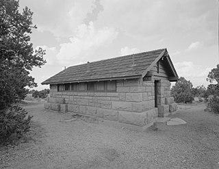 Saddlehorn Comfort Station United States historic place