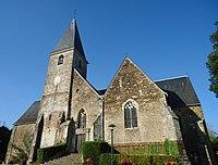 Saint-Mars-d'Outillé - Eglise Saint-Médard.JPG