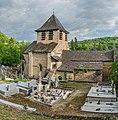 Saint Austremonius church in Salles-la-Source (7).jpg