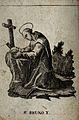 Saint Bruno. Engraving. Wellcome V0031752.jpg