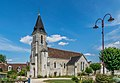 Saint Martin church of Couffy 01.jpg