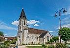 Saint Martin church of Couffy 01.jpg