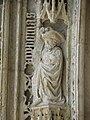 Saintes (17) Cathédrale Saint-Pierre Portail occidental 09.jpg
