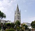 Saintes Eglise Saint Eutrope-Tower.jpg