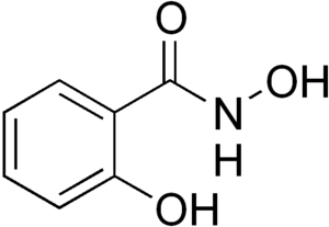 Salicylhydroxamic acid - Image: Salicylhydroxamic acid