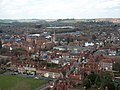 Salisbury from the cathedral spire - geograph.org.uk - 1609940.jpg