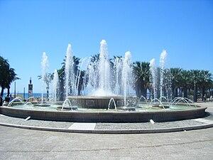 Salou - Image: Salou Fountain