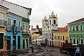Salvador, chiesa di nossa senhora do preto, ext. 01.JPG