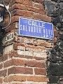 Salvador Novo street plaque.jpg