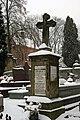 Salwator Cemetery, grave of the soldier of Napoleon's Army, Waszyngtona Av, Krakow, Poland.JPG