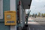 Salzburg - Münchner Bundesstraße - Postkasten.jpg