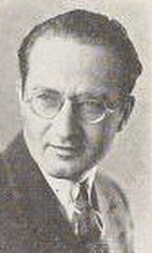 Samuel J. Briskin - Briskin in 1935
