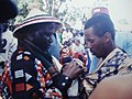 Sampson Nanton is initiated in Jola Tribe in The Gambia, West Africa in 2000.jpg