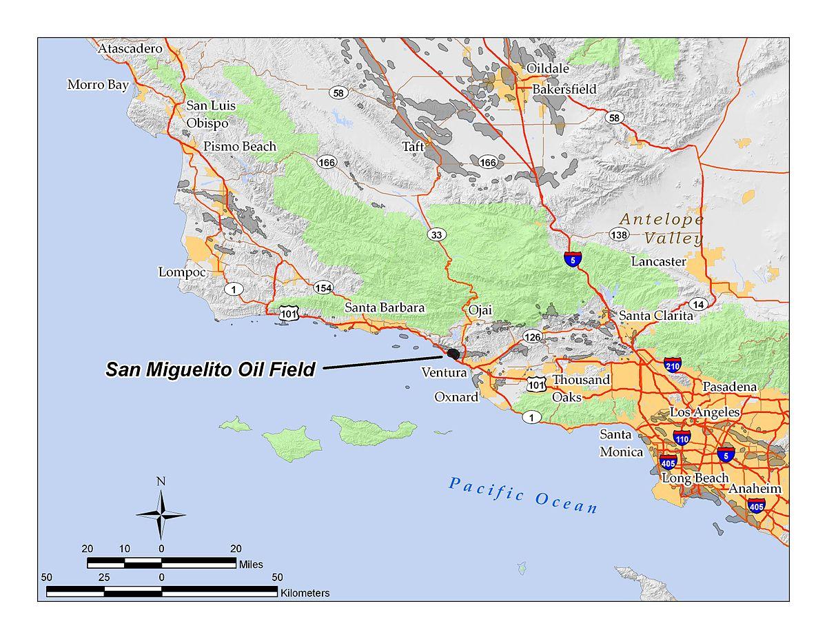 San Miguelito Oil Field Wikipedia