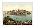 San (i.e. Santo) Stefano near Búdua Dalmatia Austro-Hungary.jpg