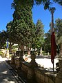San Anton Palace elevated ground and its views 27.jpg