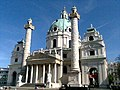 San Carlos Borromeo, Viena. Karlskirche.jpg
