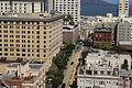 San Francisco, Powell Street, view toward Embarcadero.jpg