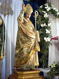 Fulgentius of Cartagena Spanish bishop and saint