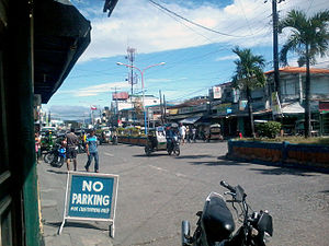 San Jose, Occidental Mindoro - San Jose poblacion