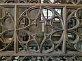 San Sebastian Basilica grillwork detail.JPG