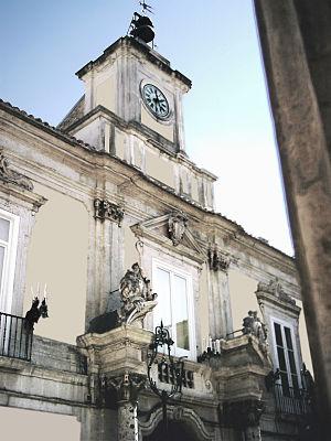 San Severo - Image: San Severo Palazzo di città