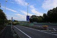 Sanage Green Road Kano Exit 20161015.jpg