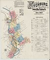 Sanborn Fire Insurance Map from Fitchburg, Worcester County, Massachusetts. LOC sanborn03728 001-1.jpg