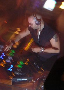 Roger Sanchez in Ibiza