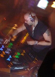 Roger Sanchez American DJ, remixer and record producer of Dominican descent