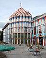 Sankt Veit an der Glan Prof. Ernst Fuchs-Platz 1 Kunsthotel Fuchspalast 05112006 06.jpg