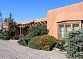 Santa Fe, New Mexico USA - Zaplin-Lampert Gallery, Canyon Road - panoramio.jpg