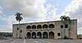 Santo Domingo - Alcazar de Colon 01.JPG