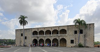 Alcázar de Colón - Image: Santo Domingo Alcazar de Colon 01