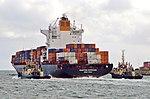 Santos Express, Fremantle, 2015 (06).JPG