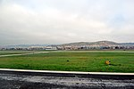 Sarajevo Airport Taxiing-and-Takeoff 2013-11-18 (4).jpg